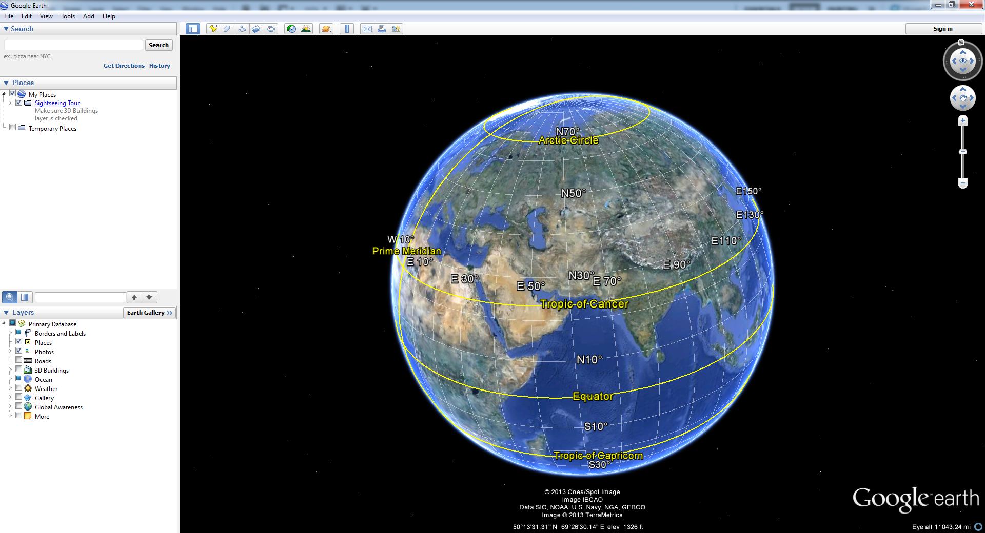 Mappe google earth offline scarica